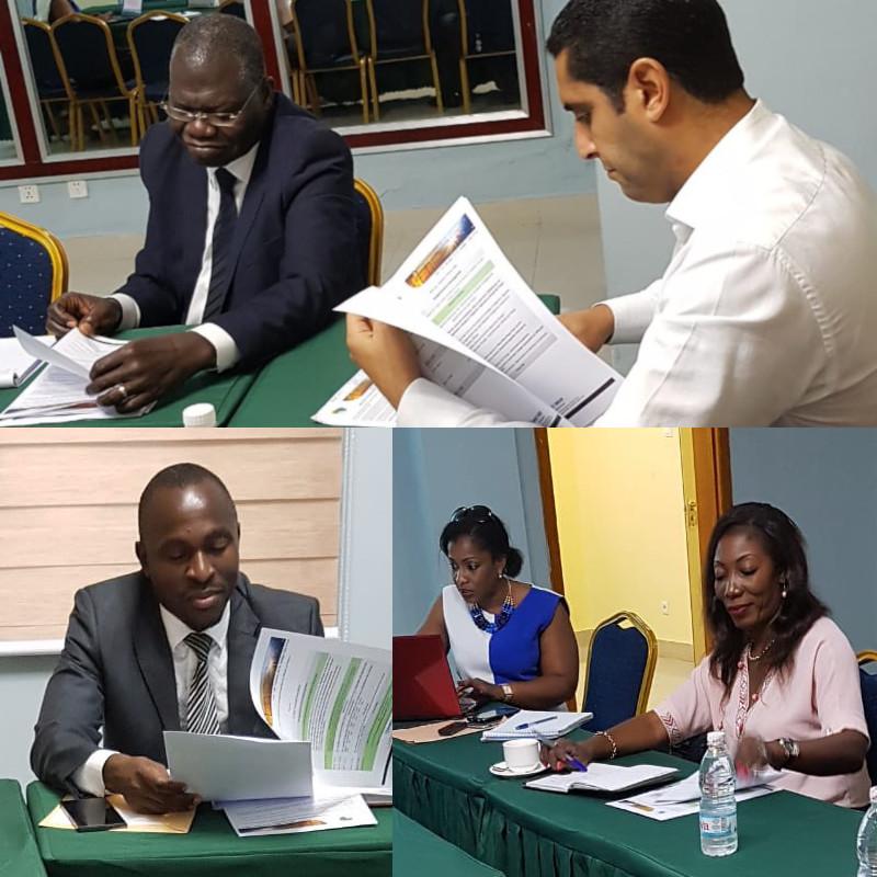 First Steering Committee meeting in Abidjan