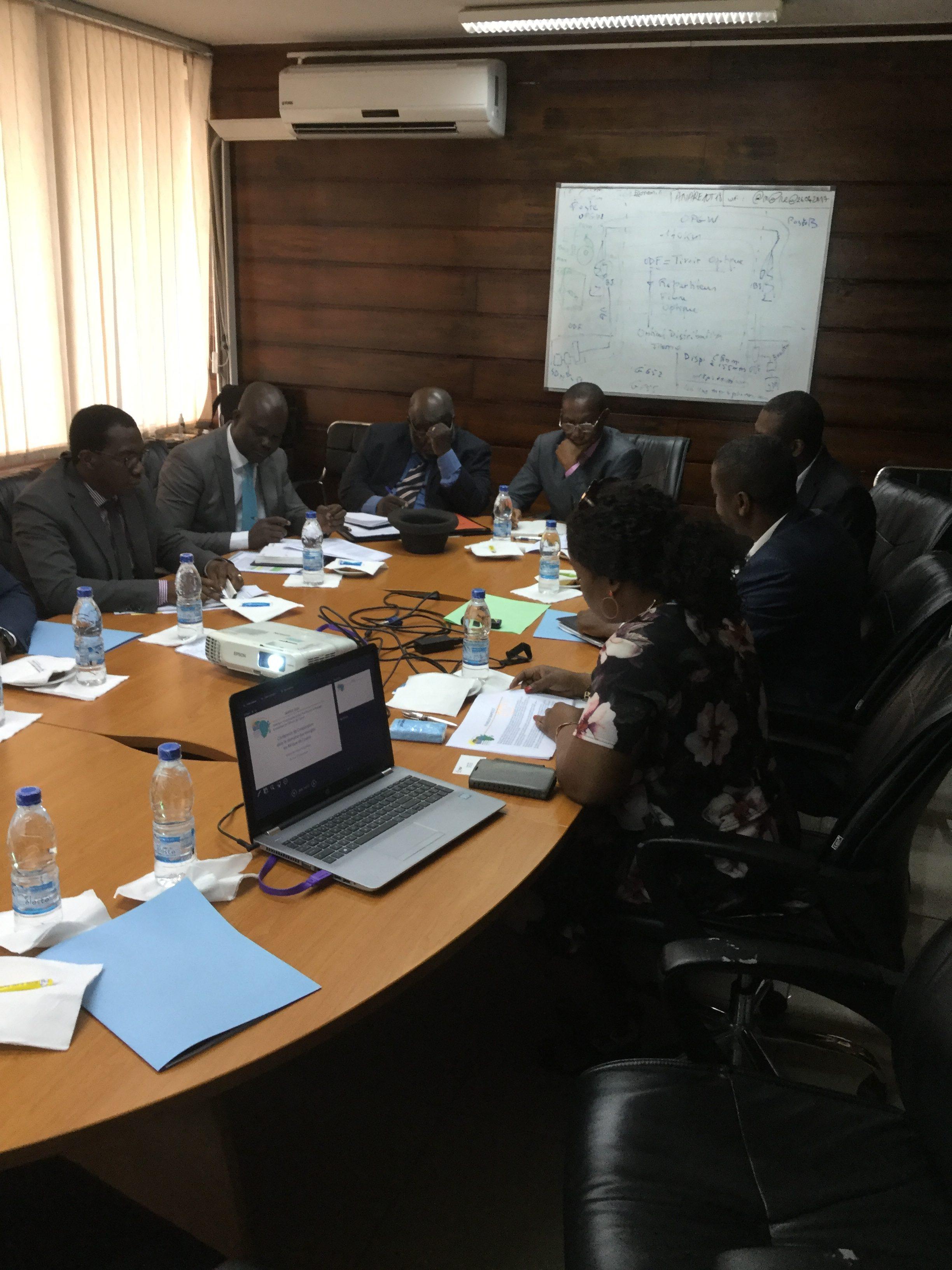 Second Steering Committee Meeting 2