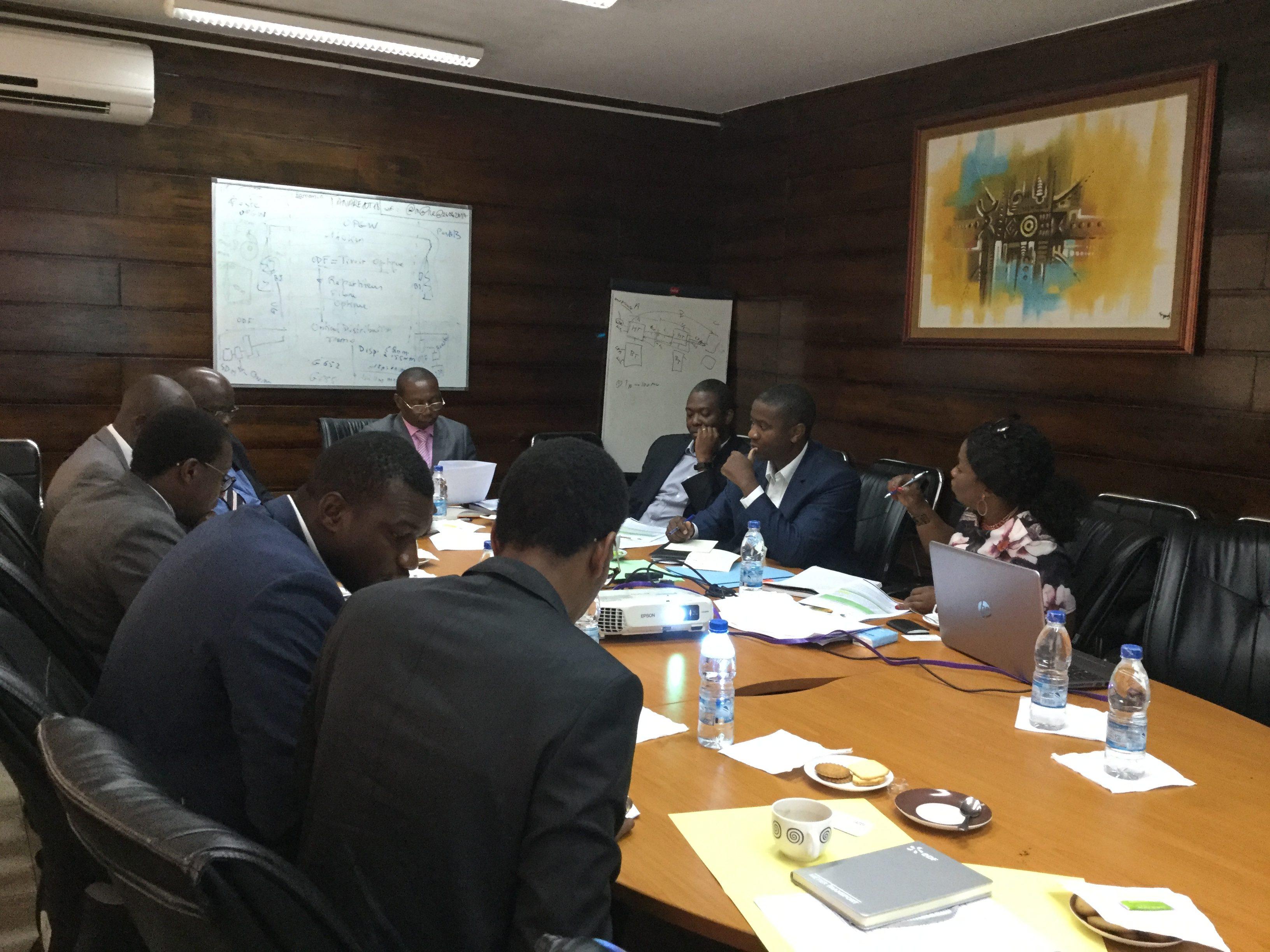 Second Steering Committee Meeting 6