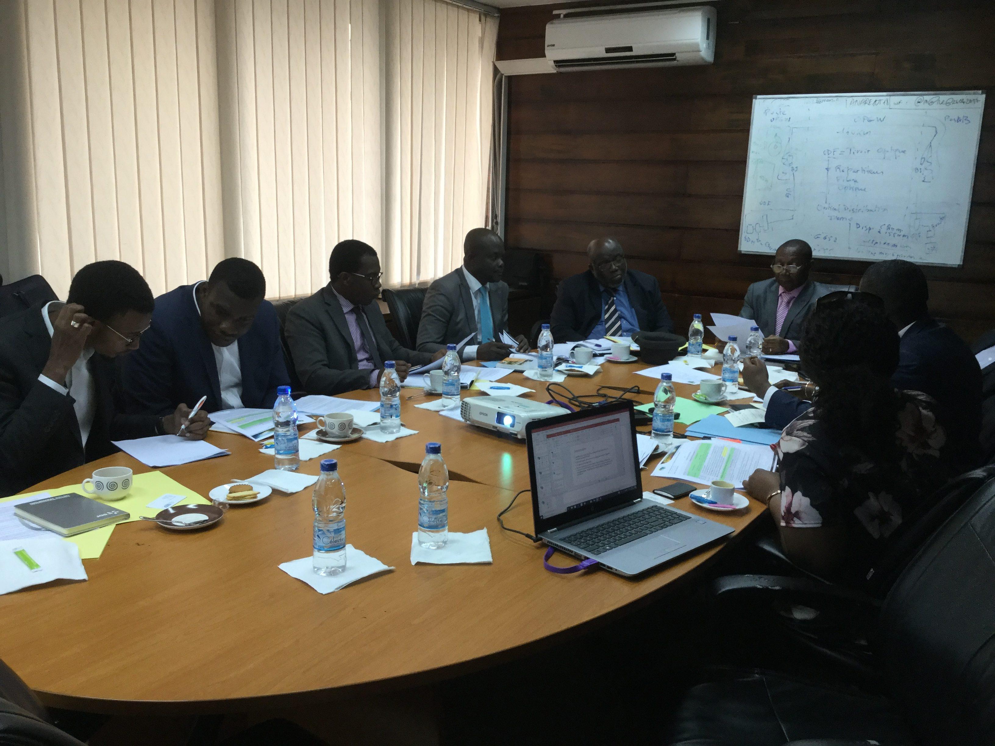 Second Steering Committee Meeting 3