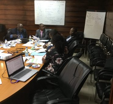 Second Steering Committee Meeting